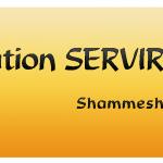 Logo fondation servir